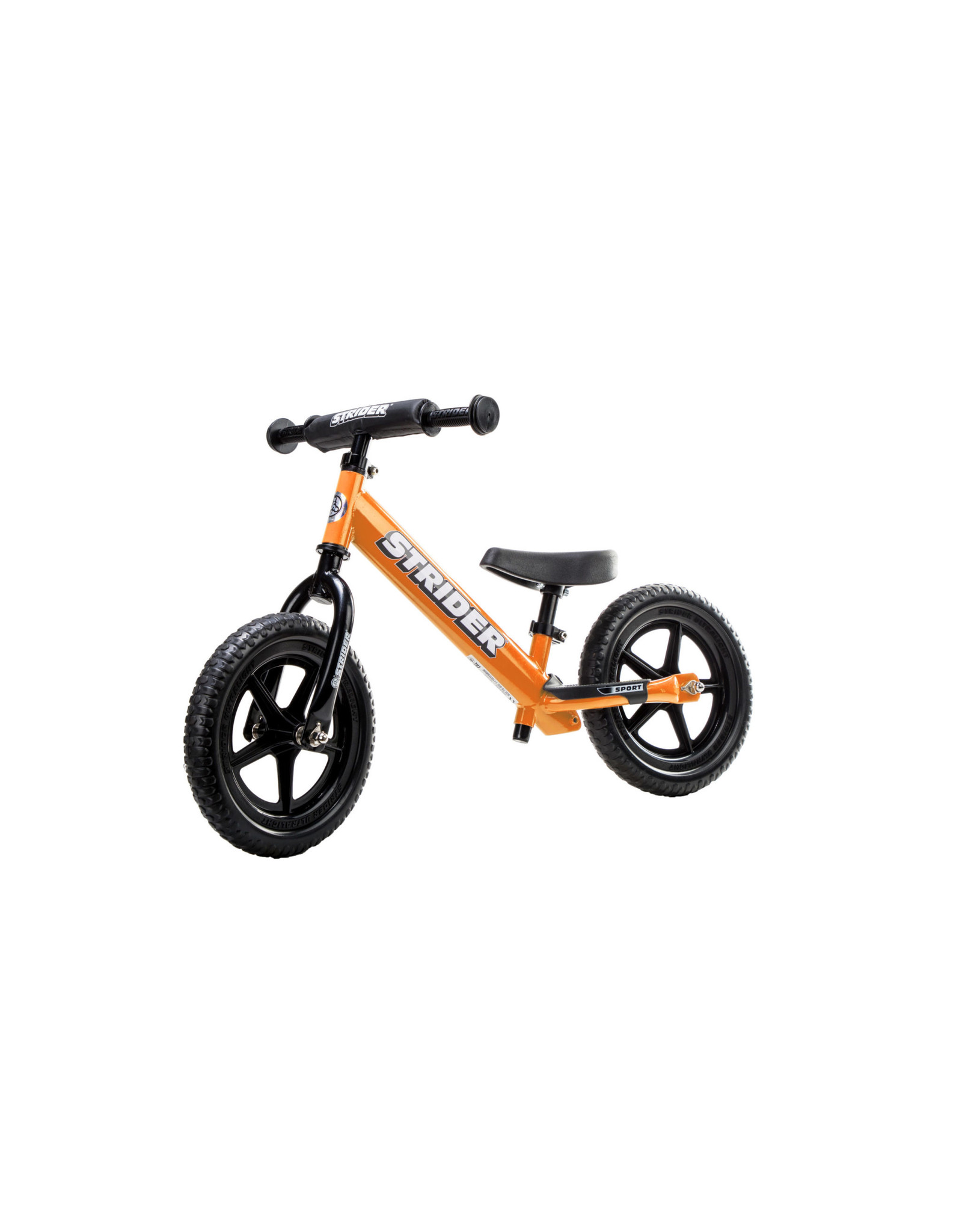 STRIDER Strider 12 Sport Balance Bike - Orange 18 months-5 Years