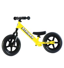STRIDER Strider 12 Sport Balance Bike - Yellow 18 months-5 Years