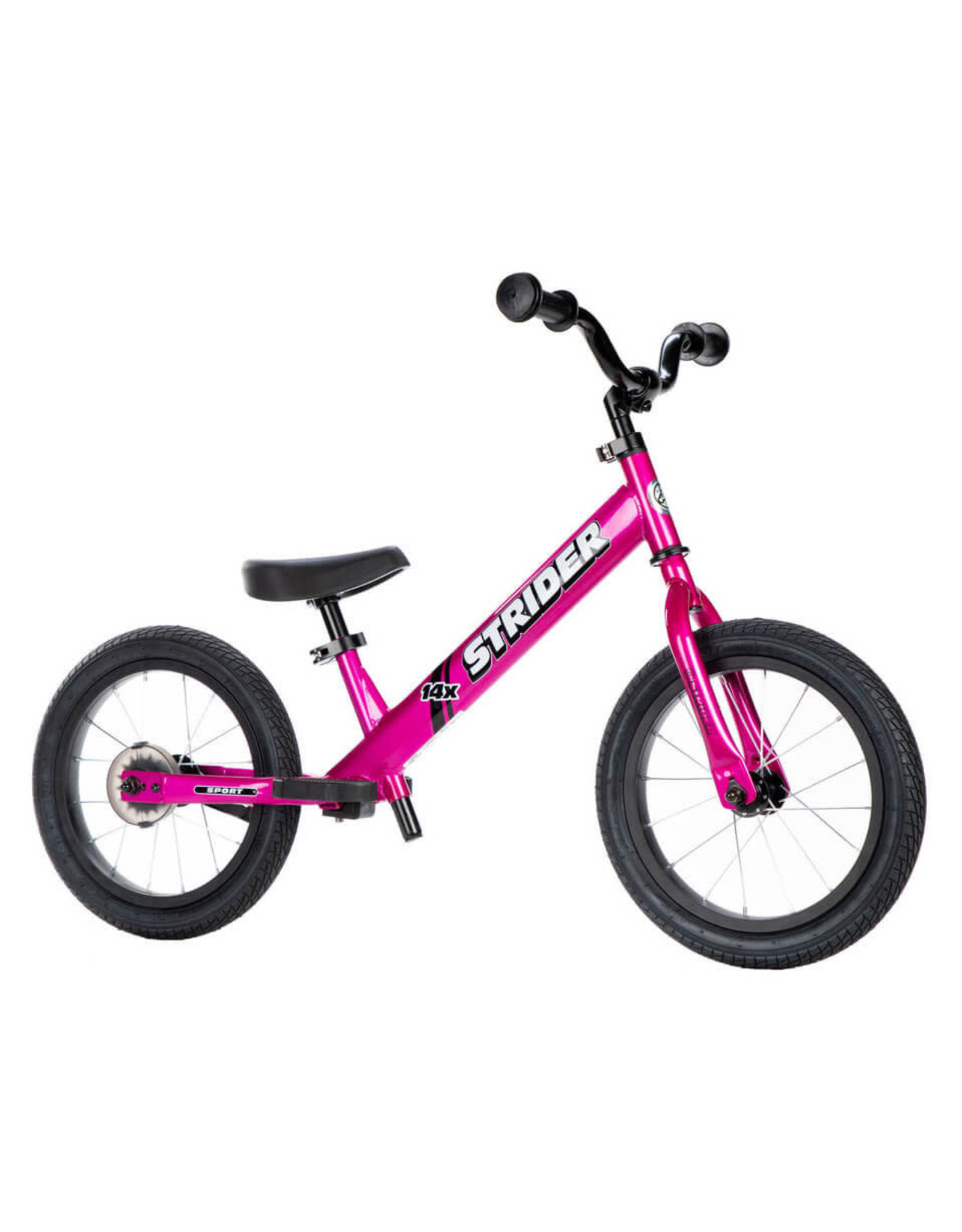 STRIDER Strider 14x Sport Balance Bike - Pink 3-6 Years