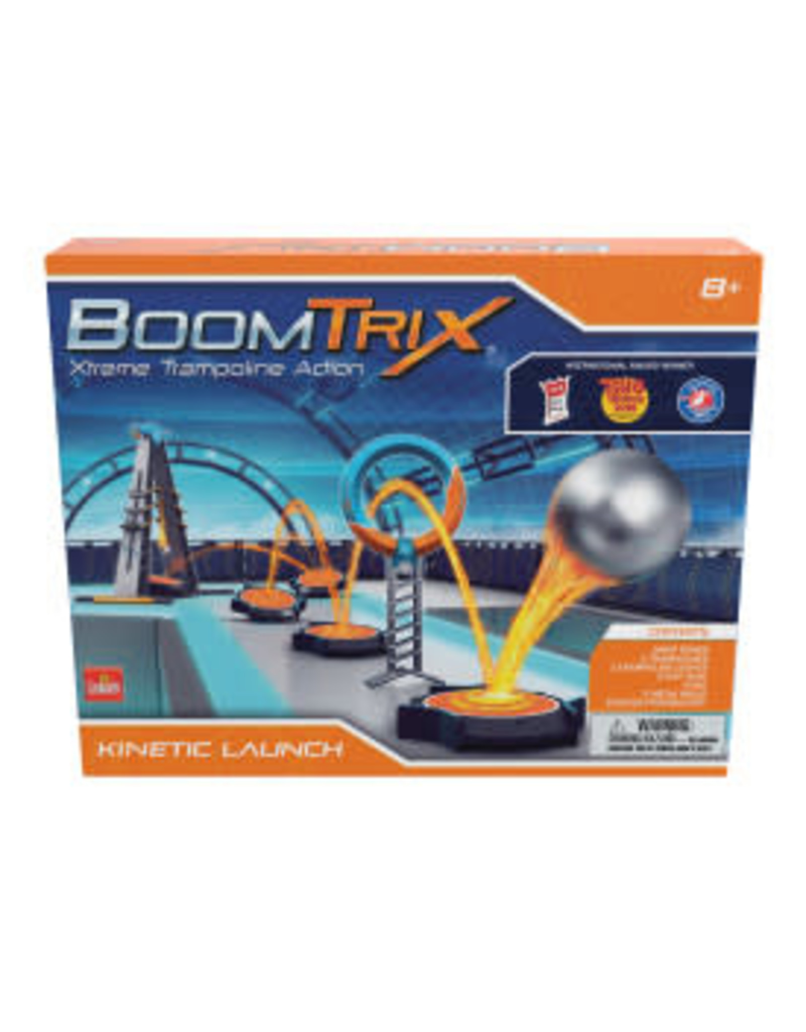 Goliath/Pressman BOOMTRIX® KINETIC LAUNCH