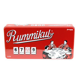 Goliath/Pressman RUMMIKUB® IN RETRO TIN
