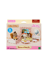 Calico Critters BEDROOM SET