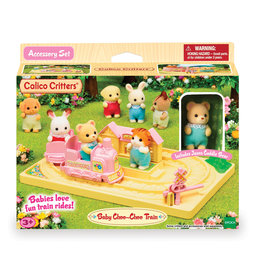 Calico Critters BABY TRAIN