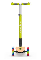 Globber Primo Foldable Wood Lime Green Ages 3-6