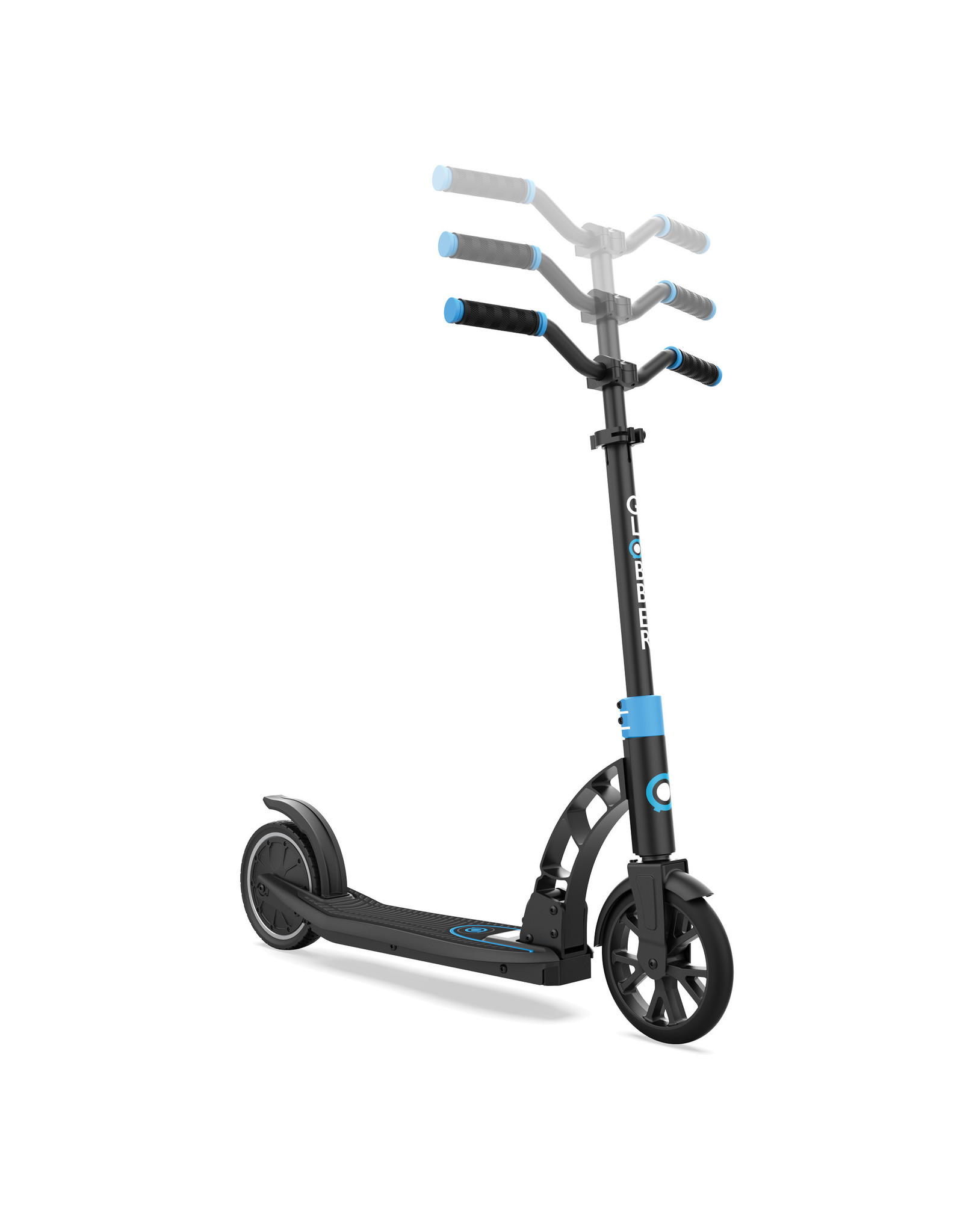 Globber K-E Motion 15 Black - Electric Scooter