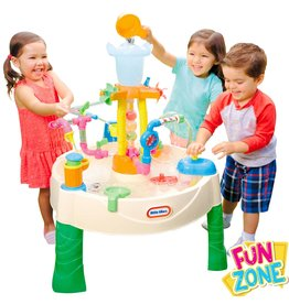 Little Tikes Little Tikes Fun Zone Fountain Factory Water Table