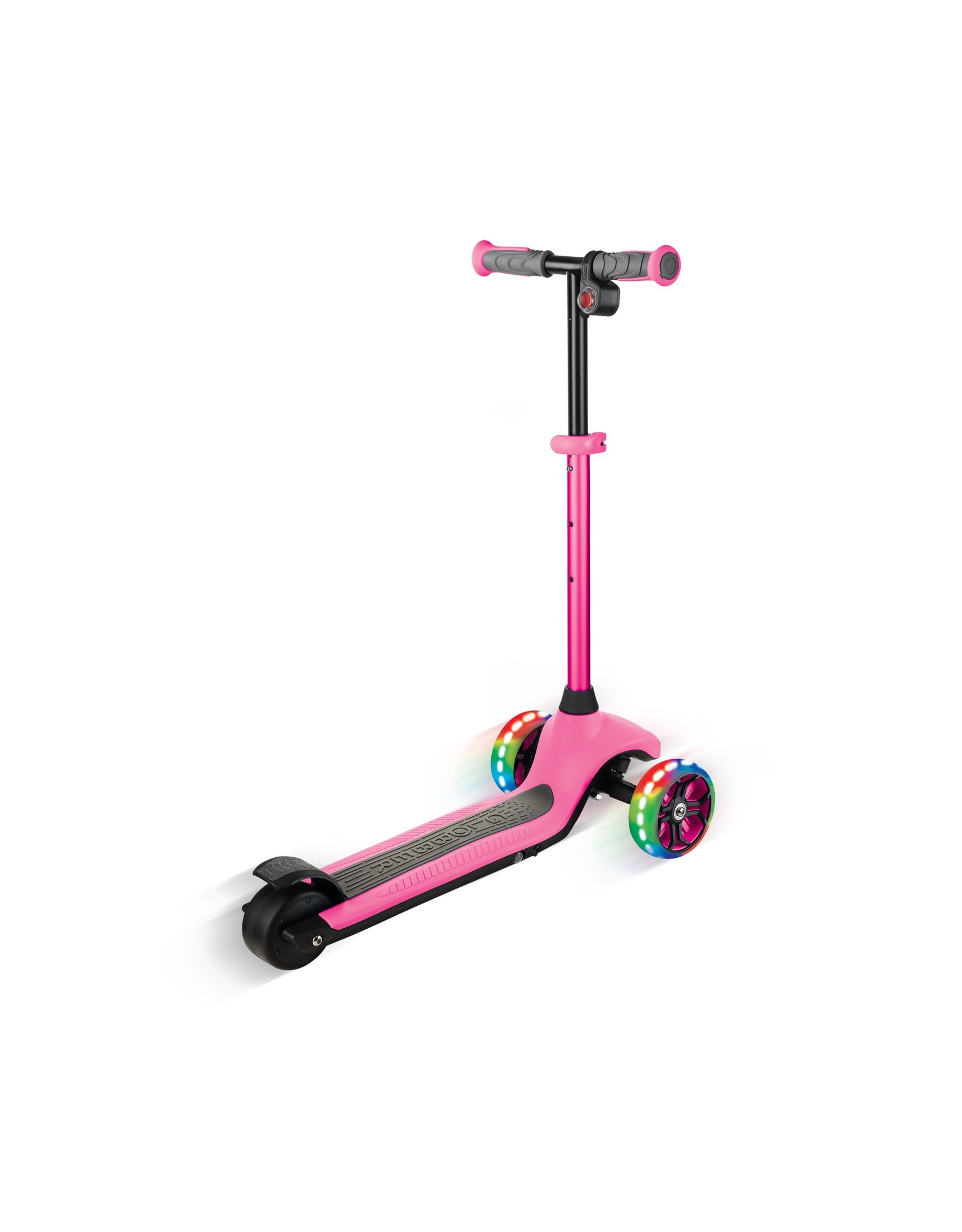 Globber E4 Electric Scooter - Pink