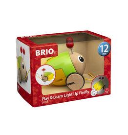 BRIO CORPORATION Pull Along Firefly