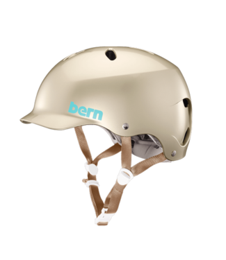 Bern Bern, Lenox EPS, Helmet, Champagne, S, 52-55.5cm