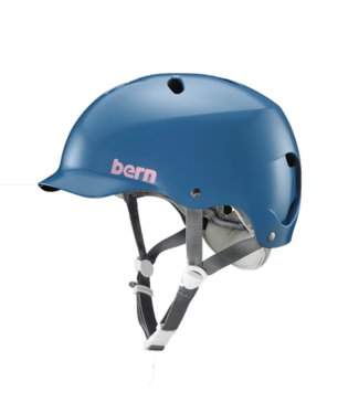 Bern, Lenox EPS, Helmet, Indigo, S, 52-55.5cm