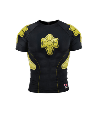 G-Form, Compression Shirt, XL Yellow