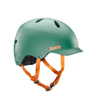 Bern Bern, Bandito, Helmet, Hunter Green, ML, 55.5-59cm