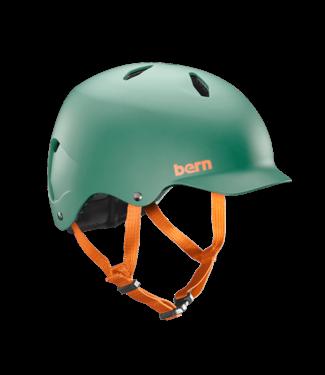 Bern Bern, Bandito, Helmet, Hunter Green, SM, 54-57cm