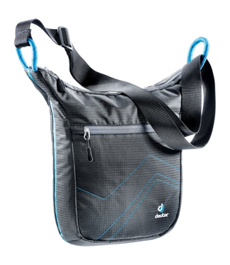 Deuter Deuter Pannier City - black-turquoise