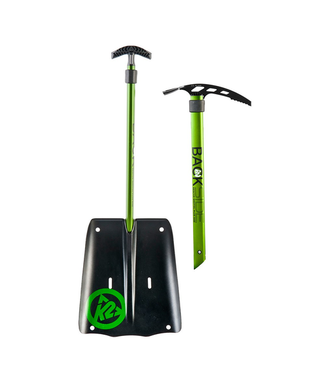 K2 K2 Backside 24 Kit Black/Green