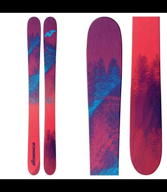 Tecnica Nordica, LA NINA Ski, CORAL, 169