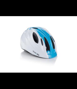 Frog Team Sky Helmet XSmall (46-53cm) White/Blue