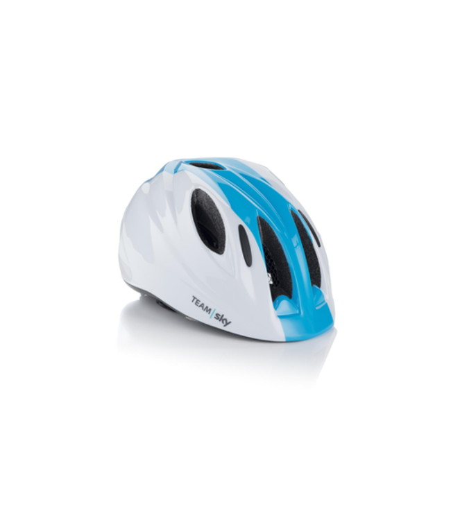 Frog Frog Team Sky Helmet XSmall (46-53cm) White/Blue