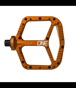 OneUp, Aluminum Pedals - ORANGE