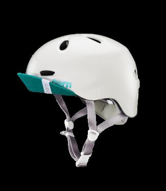 Bern Bern, Berkeley Helmet, Satin Ivory, XS-S
