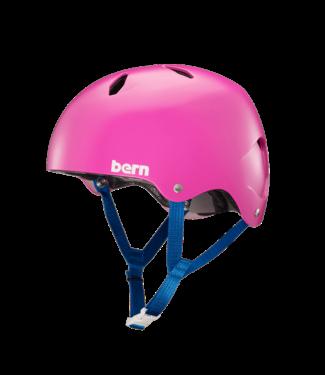 Bern Bern, Diabla Helmet, Hot Pink, M