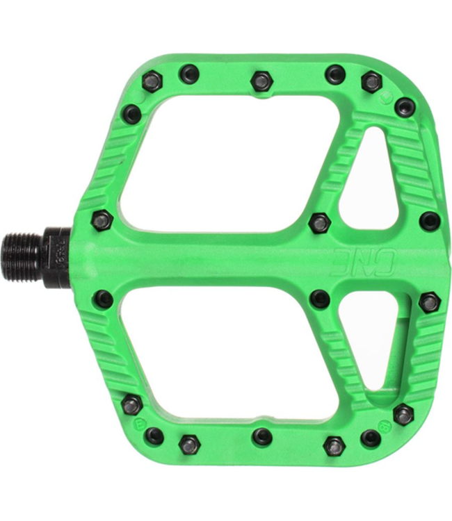 OneUp, Composite Pedals - GREEN