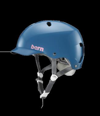Bern Bern, Lenox Helmet, Indigo, M