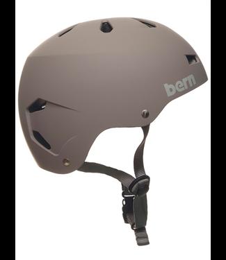 Bern Bern, Macon EPS, Helmet, Sand, S, 54-55.5cm