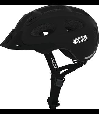 Abus Abus, Youn-I Ace, Helmet, Velvet black, M