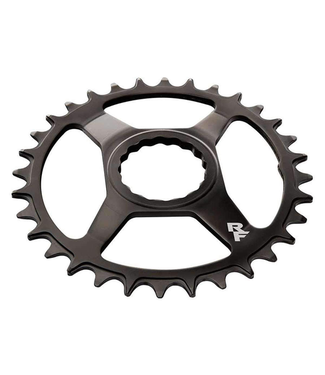 RaceFace RaceFace, Chainring, Steel, Cinch, DM, 32T, Blk
