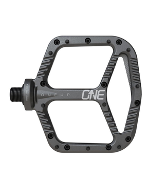 OneUp, Aluminum Pedals - GREY