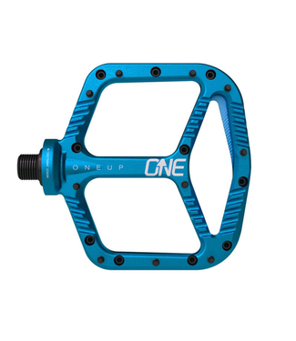 OneUp, Aluminum Pedals - BLUE