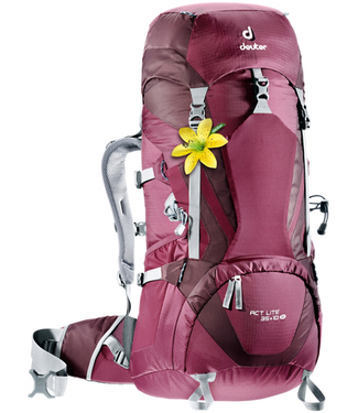 Deuter Deuter, ACT Lite 35+10 SL Backpack, Blackberry/Aubergine