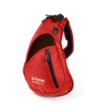 Chinook Chinook, Moonshadow 16 Day Pack, Red/Black