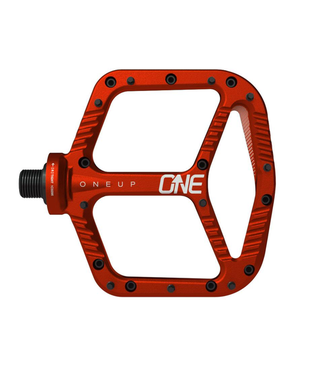 OneUp, Aluminum Pedals - RED