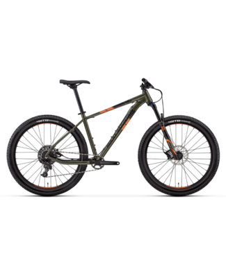 Rocky Mountain Bicycles Rocky Mountain, Growler 50, Grn, Small, 2018
