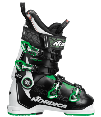 Nordica Nordica, Speedmachine 120 Boot, 27.5, Wht/Blk/Grn