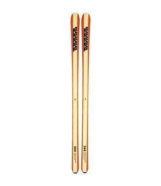 K2 K2 244 Skis 173 mogul