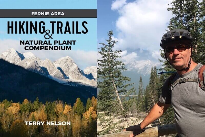 Terry Nelson Hiking Fernie