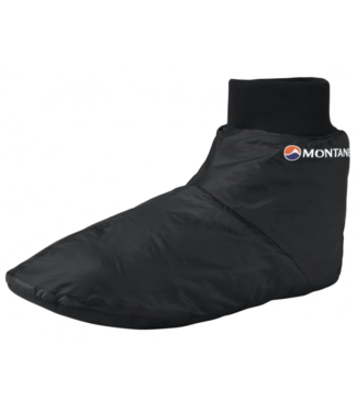 Montane Montane, FIREBALL FOOTIE-BLACK-M