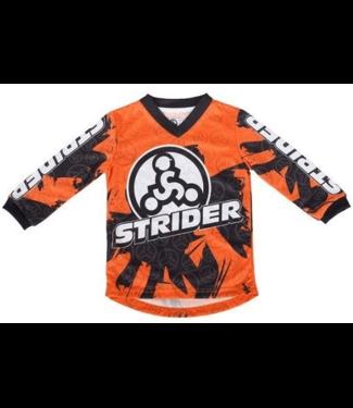 Strider Strider, Racing Jersey, Orange, 4T