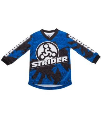 Strider Strider, Racing Jersey, Blue, 4T