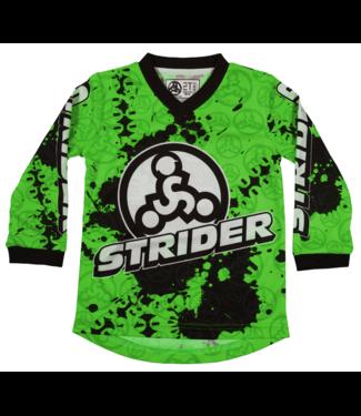 Strider Strider, Racing Jersey, Green, 5T