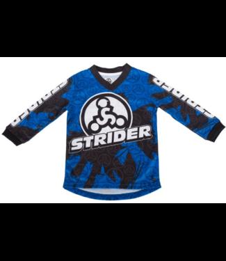 Strider Strider, Racing Jersey, Blue, 2T