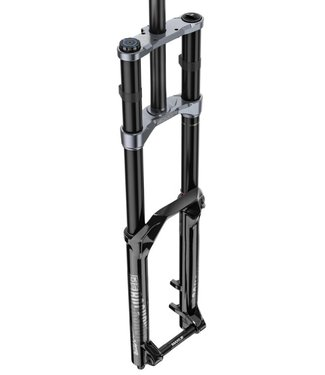 RockShox RockShox, Boxxer RC, Suspension Fork, 27.5'', Coil, 200mm, 1-1/8'', Axle: 20x110mm TA, Offset: 48mm, Black