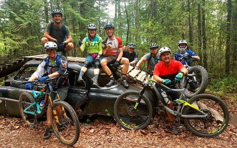 Fernie Gearhub Group Ride