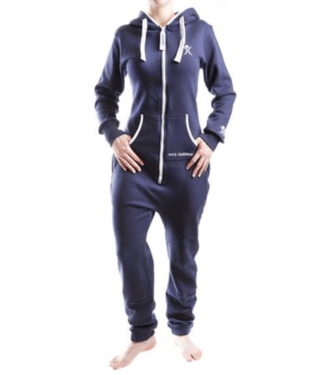 Unichill Uni, Chillwear Jumpsuit Navy