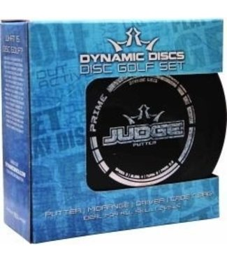 Dynamic Discs Dynamic Discs Prime Starter Disc Golf Set With Bag