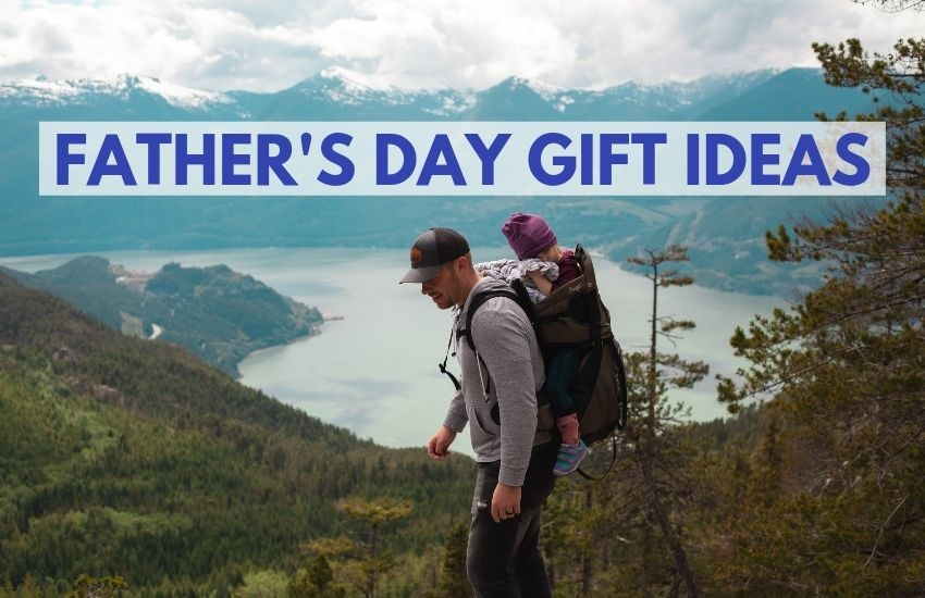 Father's Day Gift Ideas for Outdoor Loving Dads