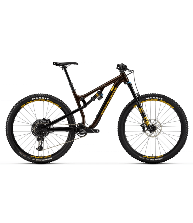 Rocky Mountain Bicycles Rocky Mountain, Instinct A50 BC Edition 2019